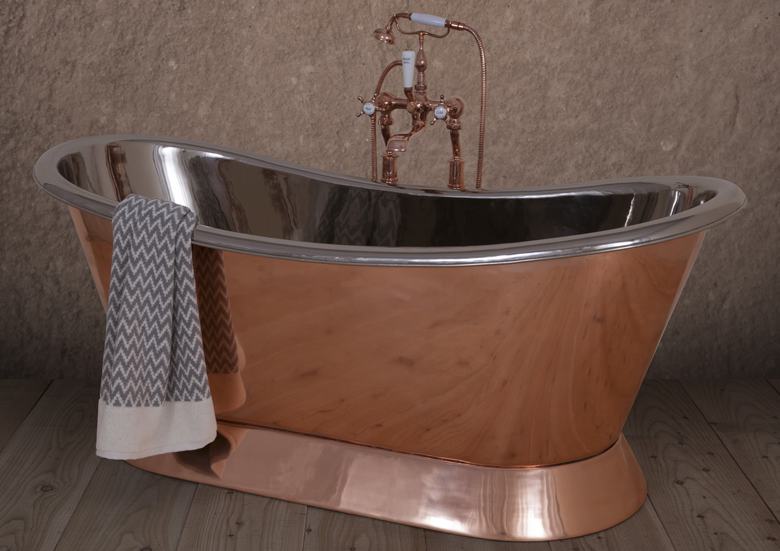 copper bateau nickel interior Thumb