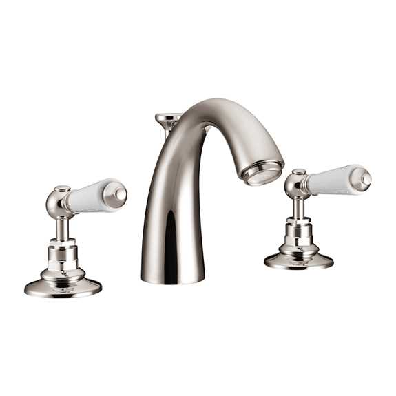 classical spout basin mixer taps
