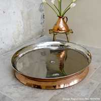 rotunda shower tray small