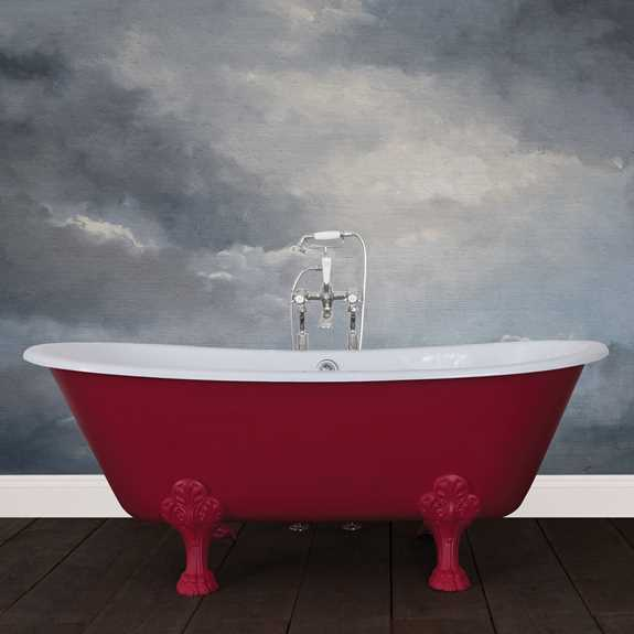 wilmot cast iron bath