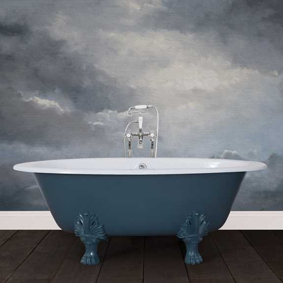 bronte cast iron bath