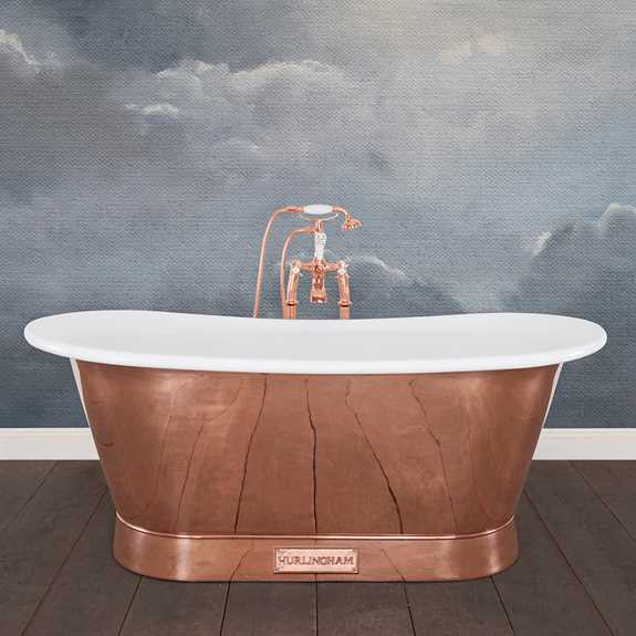 bodenham copper bath