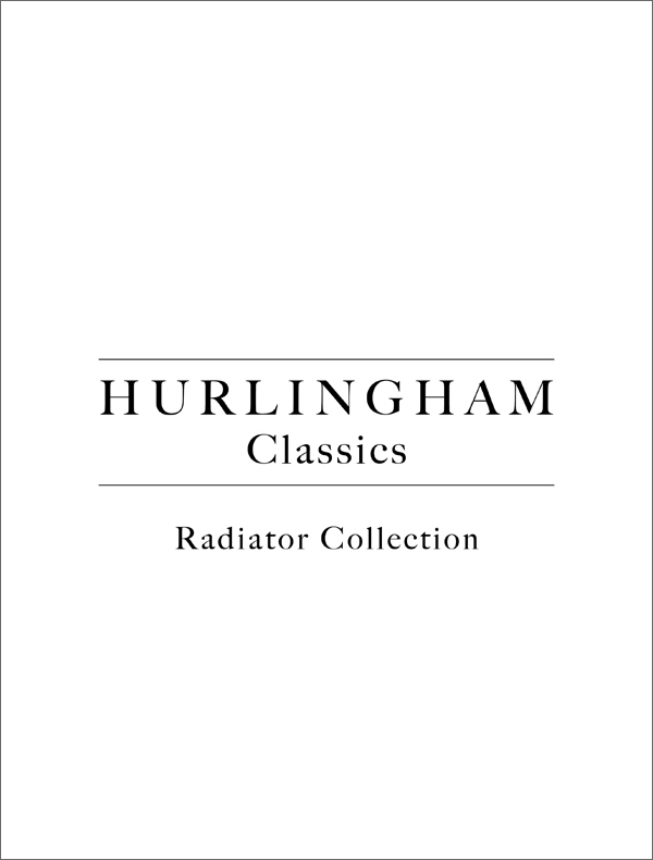 Hurlingham Classics Radiator Collection Front