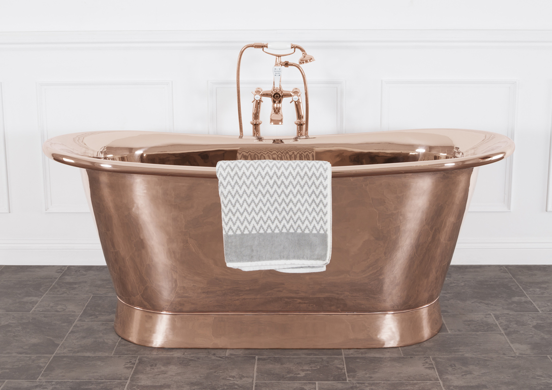 alverton copper bath copper interior exterior Thumb