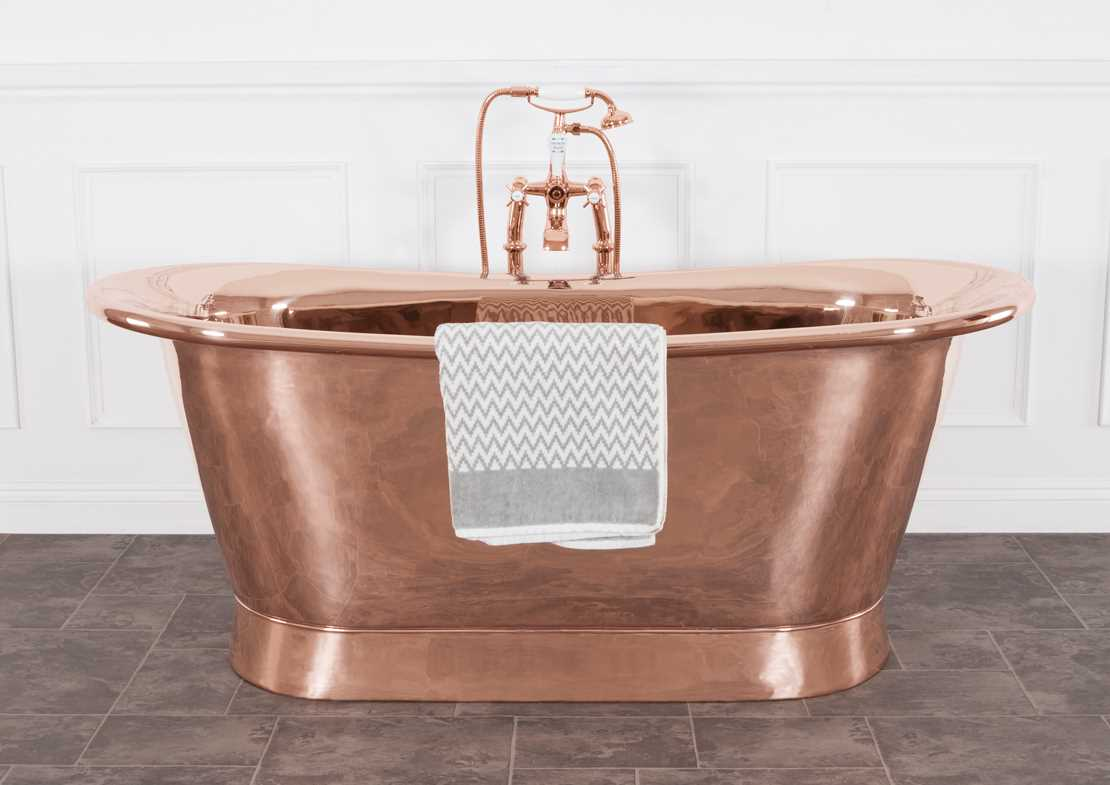 alverton copper bath copper interior exterior